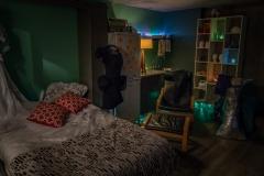 Persephone's Bedroom